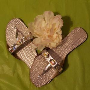Amrita Singh sandals